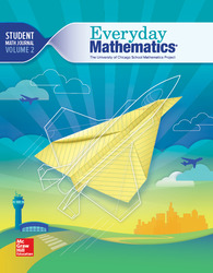 Everyday Mathematics 4th Edition, Grade 5, Student Math Journal Volume 2