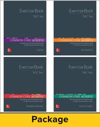 Common Core Achieve, TASC Exercise Book 25 Copy Set