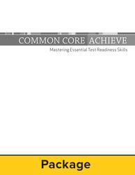 Common Core Achieve, Subject Module 5 Copy Set