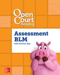 Open Court Reading Foundational Skills Kit Assessment Blackline Master, Grade 1