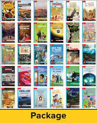 Maravillas Leveled Reader Package, On-Level, 6 each of 30 titles, Grade 6
