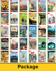 Maravillas Leveled Reader Package, Beyond, 6 each of 30 titles, Grade 6