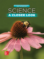 Science, A Closer Look, Grade 2, Science, Engineering, and Technology: Consumable Student Edition (Unit 5)