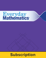 EM4 Comprehensive Student Material Set, Grade 6, 5-Years