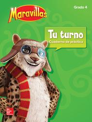 Maravillas Your Turn Practice, Grade 4