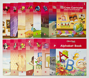 Open Court Reading Big Book Package (16 Books), Grade K