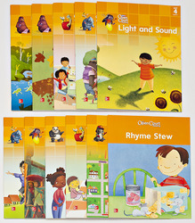 Open Court Reading Big Book Package (11 Books), Grade 1
