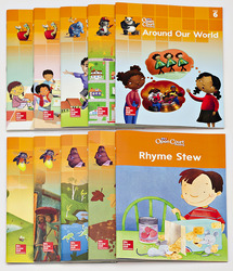 Open Court Reading Little Book Package (11 Books), Grade 1
