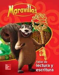 Maravillas Reading/Writing Workshop, Volume 1, Grade 1