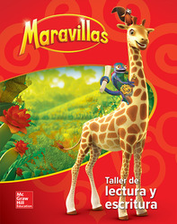 Maravillas Reading/Writing Workshop, Volume 3, Grade 1