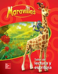 Maravillas Reading/Writing Workshop, Volume 3, Grade 1