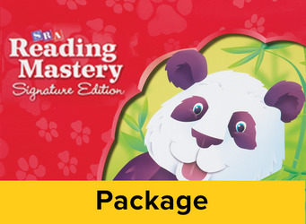 Reading Mastery Core Connections Teacher Materials Package, Grade K (25 students, 1 teacher), 6-year subscription