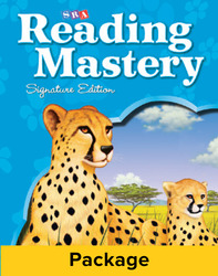 Reading Mastery Core Connections Teacher Materials Package, Grade 3 (25 students, 1 teacher), 6-year subscription