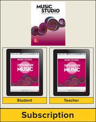 Spotlight on Music, Grade 7 Hybrid Bundle, 6 Year