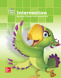 Open Court Reading, Grade 2, Intervention BLM with Answer Key
