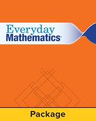 Everyday Mathematics 4, Grade 3, Essential Student Material Set, 1 Year