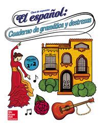CUS El espanol: Cuaderno de gramatica y destrezas 2014, Teacher Answer Key, Level 1&2