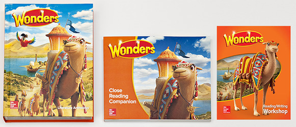 Wonders Comprehensive Package, Grade 3 (6-year subscription)