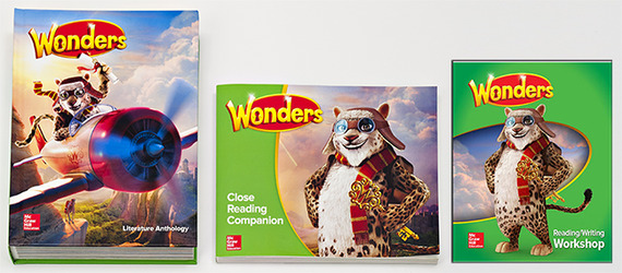 Wonders Comprehensive Package, Grade 4 (6-year subscription)