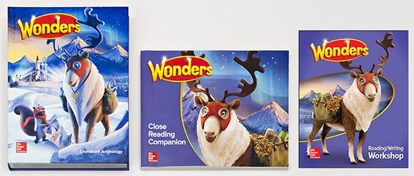 Wonders Comprehensive Package, Grade 5 (6-year subscription)