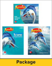 Maravillas Comprehensive Package with 6-year subscription, Grade 2
