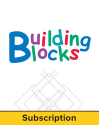 Building Blocks Single Student, 1-year subscription
