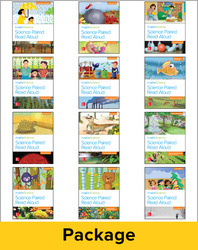 Inspire Science Grade K, Paired Read Aloud Class Set (1 Each of 12 books)
