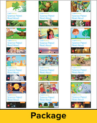 Inspire Science Grade 1, Paired Read Aloud Class Set (1 Each of 12 books)