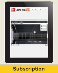 Music! Its Role and Importance in Our Lives, Grades 9-12 Digital Bundle, 1-year subscription