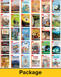 Maravillas Leveled Reader Package, Approaching, 1 each of 30 titles, Grade 6