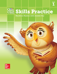 Open Court Reading, Grade 2, Skills Practice BLM with Answer Key, Book 1
