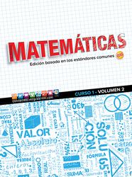 Glencoe Math, Course 1, Volume 2, Spanish Student Edition