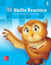 Open Court Reading, Grade 3, Skills Practice BLM with Answer Key, Book 2