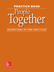 Adventures in Time and Place, Grade 2, People Together Practice Book