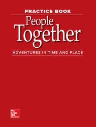 Macmillan/McGraw-Hill Social Studies, Grade 2, Practice Book