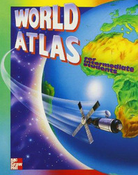 Macmillan/McGraw-Hill Social Studies, Grades 3-7, Intermediate Atlas