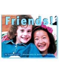 Macmillan/McGraw-Hill Social Studies, Grade K, Literature Big Book - Unit 1: Friends