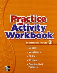Macmillan/McGraw-Hill Social Studies, Grade 2, Practice and Activity Book Blackline Masters