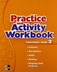 Macmillan/McGraw-Hill Social Studies, Grade 2, Practice and Activity Book Blackline Masters