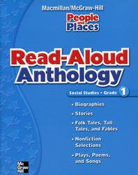 Macmillan/McGraw-Hill Social Studies, Grade 1, Read Aloud Anthology
