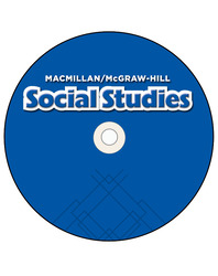 Macmillan/McGraw-Hill Social Studies, Grade 5, Pupil Edition on Audio CD
