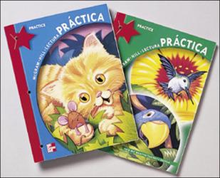 Macmillan/McGraw-Hill Reading Spanish, Grade 2, Spanish Practice Book