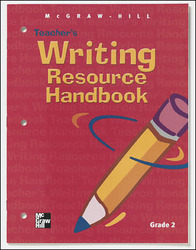 McGraw-Hill Language Arts, Grade 2, Teacher's Writing Resource HandBook