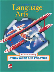 McGraw-Hill Language Arts, Grade 6, Grammar and Writing Handbook