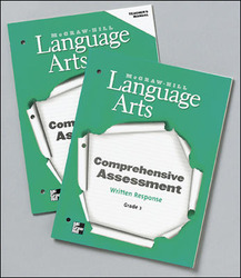 McGraw-Hill Language Arts, Grade 3, Comprehensive Assessment - Written Response Blackline Masters