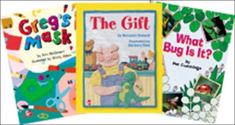 McGraw-Hill Language Arts, Grade 1, Literature Big Book Package
