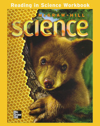 McGraw-Hill Science, Grade 1, Reading In Science Workbook