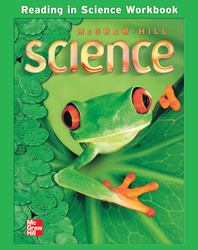 McGraw-Hill Science, Grade 2, Reading In Science Workbook