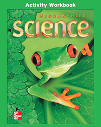 McGraw-Hill Science, Grade 2, Activity Workbook