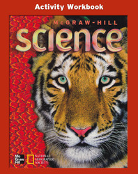 McGraw-Hill Science, Grade 5, Activity Workbook